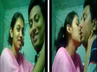 Desi Bengali college girl sex wid BF in computer classe