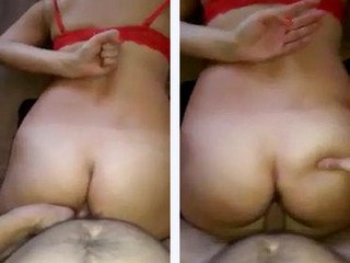 Beautiful girl fucked from behind