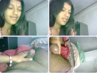 Indian young couple enjoying pussy and anal fuck hot video