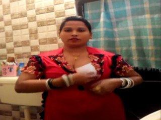 Desi bhabhi stripping clothes tease us hot