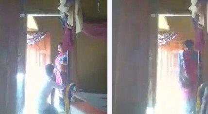 Desi boy having fun with Aunty