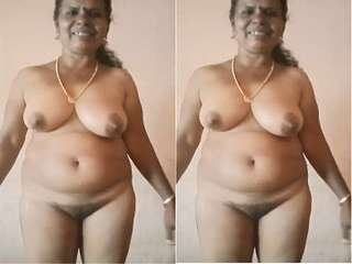 Today Exclusive- Mature Tamil Aunty
