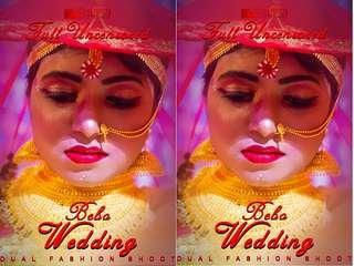 First On Net – Bebo Wedding  Uncut