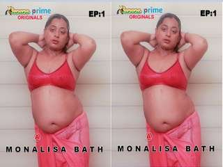 First On Net – MONALISA BATH Episode 1