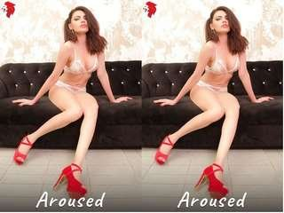 Today Exclusive-Aroused