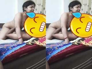 Today Exclusive- Priya Bhabhi With Lover 69 Style