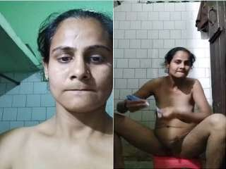 Today Exclusive- Desi village bahbhi Showing Nude Body and Fucked Part 2