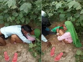 Exclusive- Desi Randi Caught By village people while sex With customer