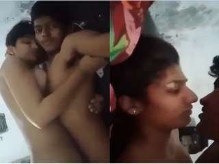Exclusive- Horny Desi Lover Romance and Sex