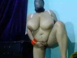 Big boobs desi wife fingering in font webcam