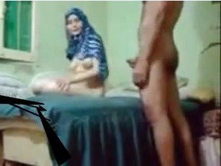 Arab girl fucking with lover