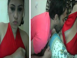 hot desi babe with bf on cam with dirty hindi and english audio