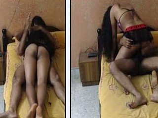 Bangalore wife in hot lingerie fucking wid husband