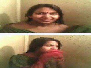 Desi babe suchitra after bath video