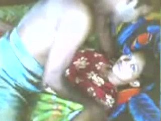 deshi village couple enjoying sex at home