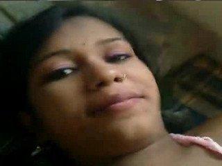 Super Hot Andha GF Blowjob n Cumshot on Face wid Audio