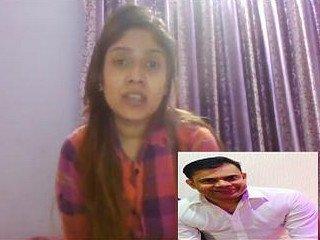 hot desi model – Sadia rahman – video call with BF leaked