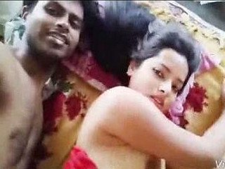 Desi Super Cute Bhabhi Fucked with Husband