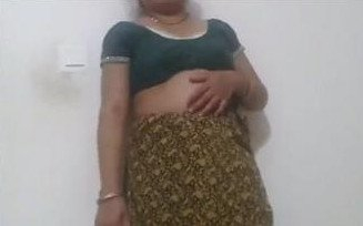 Desi maid romance with house owner Absence of his wife