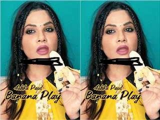Today Exclusive-Banana Play – Aabha Paul