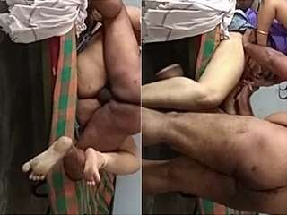 Today Exclusive-Horny mallu Aunty hard Fucked By Hubby