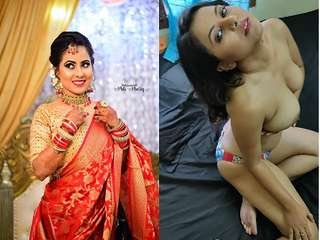 Today Exclusive- Super Hot Desi Girl Showing her Boobs