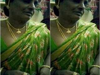 Today Exclusive- Desi Mature Tamil Aunty hard Fucked By Lover Part 1