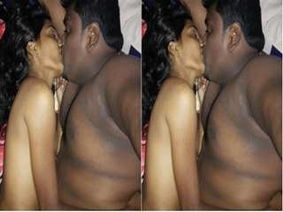 Today Exclusive- Desi Tamil Cpl Romance and Fucked Part 3