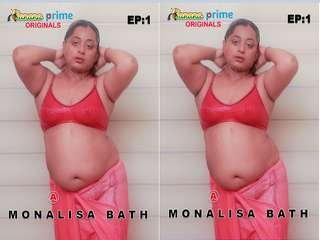 First On Net – MONALISA BATH Episode 1