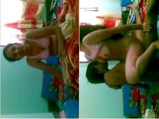 Today Exclusive- Desi Bangla Lover Romance and Fucked
