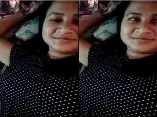 Today Exclusive-Cute Assami Girl Showing Her Pussy On Video Call part 1