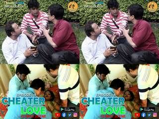 First On Net -CHEATER LOVE Episode 4