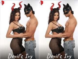 Today Exclusive- Devil Ivy – Sherlyn Chopra
