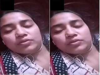 Today Exclusive- Bangladeshi Girl Showing Her Boobs and Pussy On Video Call Part 10