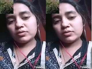 Today Exclusive- Bangladeshi Girl Showing Her Boobs and Pussy On Video Call Part 2