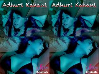 Today Exclusive- Adhuri Kahani Episode  1