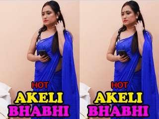 First On Net -AKELI BHABHI