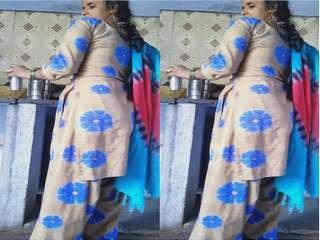 Today Exclusive- Desi village Dewar Bhabhi Romance Part 1
