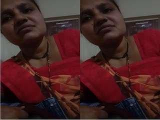 Today Exclusive-  Desi Dewar Bhabhi Romance and Fucking Part 10