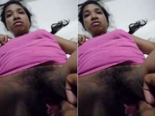 Today Exclusive – Tamil Girl Pussy Video Record By Lover