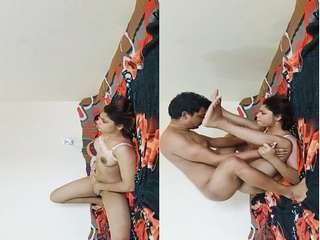 Today Exclusive- Desi Cpl Romance And Fucking Part 14
