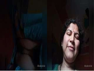 Today Exclusive- Assami Bhabhi Showing Her Pussy Part 1