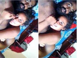 Today Exclusive- Desi Mallu Lover Romance