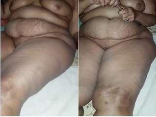 Today Exclusive- Sexy BBW Bhabhi Fucked