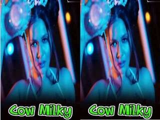 Today Exclusive-  Cow Milky Aabha Paul