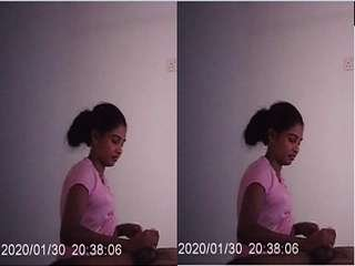 Today Exclusive- Lankan massage Parlor Leaked Video part 1