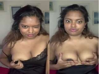 Today Exclusive- Sexy Indian girl Showing Her Boobs and Pussy part 4