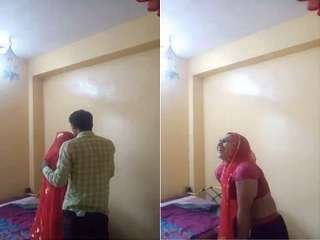 Today Exclusive- Desi Dewar Bhabhi Romance