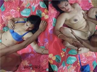 Today Exclusive- Famous Nisha Bhabhi Blowjob and hard Fucked By Hubby