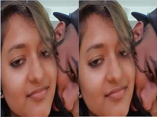 Today Exclusive- Hot Desi Lover Romance and Fucking Part 2